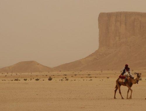 Poslovanje v Savdski Arabiji