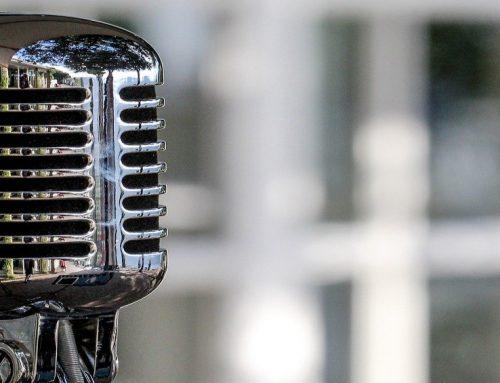 Glasovno snemanje – voiceover